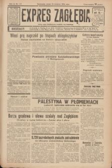 Expres Zagłębia : jedyny organ demokratyczny niezależny woj. kieleckiego. R.11, nr 112 (24 kwietnia 1936)