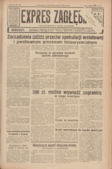 Expres Zagłębia : jedyny organ demokratyczny niezależny woj. kieleckiego. R.11, nr 116 (28 kwietnia 1936)