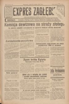Expres Zagłębia : jedyny organ demokratyczny niezależny woj. kieleckiego. R.11, nr 117 (29 kwietnia 1936)