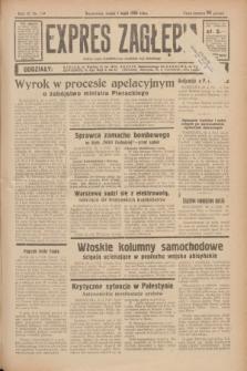 Expres Zagłębia : jedyny organ demokratyczny niezależny woj. kieleckiego. R.11, nr 119 (1 maja 1936)