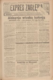 Expres Zagłębia : jedyny organ demokratyczny niezależny woj. kieleckiego. R.11, nr 125 (7 maja 1936)