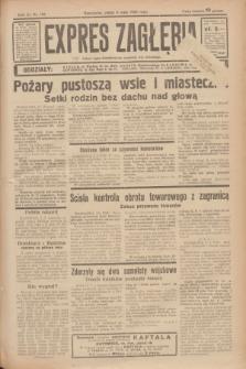 Expres Zagłębia : jedyny organ demokratyczny niezależny woj. kieleckiego. R.11, nr 126 (8 maja 1936)