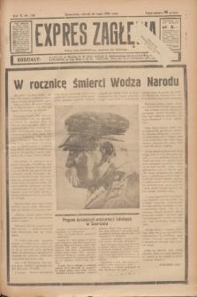 Expres Zagłębia : jedyny organ demokratyczny niezależny woj. kieleckiego. R.11, nr 130 (12 maja 1936)