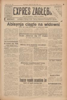 Expres Zagłębia : jedyny organ demokratyczny niezależny woj. kieleckiego. R.11, nr 140 (22 maja 1936)