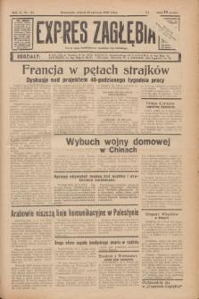 Expres Zagłębia : jedyny organ demokratyczny niezależny woj. kieleckiego. R.11, nr 161 (13 czerwca 1936)