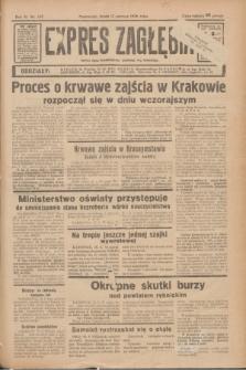 Expres Zagłębia : jedyny organ demokratyczny niezależny woj. kieleckiego. R.11, nr 165 (17 czerwca 1936)