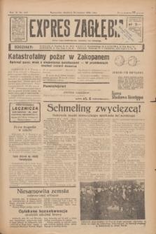 Expres Zagłębia : jedyny organ demokratyczny niezależny woj. kieleckiego. R.11, nr 169 (21 czerwca 1936)
