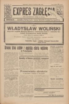 Expres Zagłębia : jedyny organ demokratyczny niezależny woj. kieleckiego. R.11, nr 171 (23 czerwca 1936)