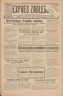 Expres Zagłębia : jedyny organ demokratyczny niezależny woj. kieleckiego. R.11, nr 174 (26 czerwca 1936)