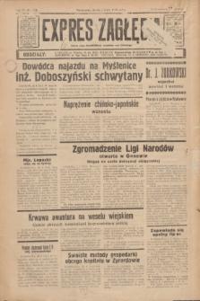 Expres Zagłębia : jedyny organ demokratyczny niezależny woj. kieleckiego. R.11, nr 178 (1 lipca 1936)