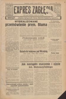 Expres Zagłębia : jedyny organ demokratyczny niezależny woj. kieleckiego. R.11, nr 179 (2 lipca 1936)