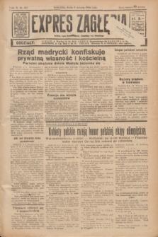 Expres Zagłębia : jedyny organ demokratyczny niezależny woj. kieleckiego. R.11, nr 213 (5 sierpnia 1936)