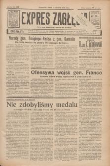 Expres Zagłębia : jedyny organ demokratyczny niezależny woj. kieleckiego. R.11, nr 222 (14 sierpnia 1936)
