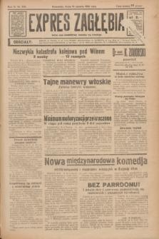 Expres Zagłębia : jedyny organ demokratyczny niezależny woj. kieleckiego. R.11, nr 226 (19 sierpnia 1936)