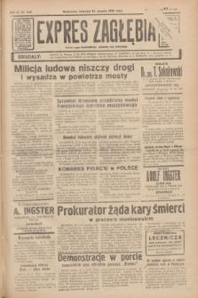 Expres Zagłębia : jedyny organ demokratyczny niezależny woj. kieleckiego. R.11, nr 230 (23 sierpnia 1936)