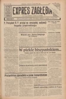 Expres Zagłębia : jedyny organ demokratyczny niezależny woj. kieleckiego. R.11, nr 236 (29 sierpnia 1936)