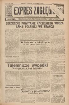 Expres Zagłębia : jedyny organ demokratyczny niezależny woj. kieleckiego. R.11, nr 238 (31 sierpnia 1936)