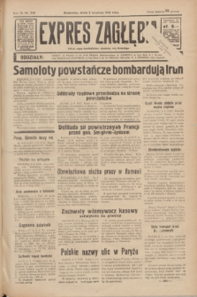 Expres Zagłębia : jedyny organ demokratyczny niezależny woj. kieleckiego. R.11, nr 240 (2 września 1936)
