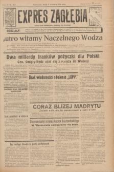 Expres Zagłębia : jedyny organ demokratyczny niezależny woj. kieleckiego. R.11, nr 247 (9 września 1936)