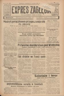 Expres Zagłębia : jedyny organ demokratyczny niezależny woj. kieleckiego. R.11, nr 259 (21 września 1936)