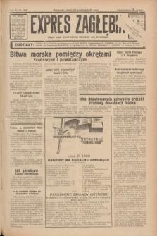 Expres Zagłębia : jedyny organ demokratyczny niezależny woj. kieleckiego. R.11, nr 268 (30 września 1936)