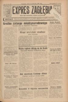 Expres Zagłębia : jedyny organ demokratyczny niezależny woj. kieleckiego. R.11, nr 277 (9 października 1936)