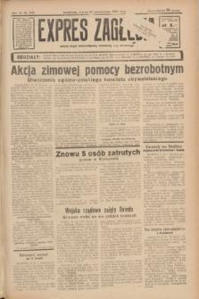 Expres Zagłębia : jedyny organ demokratyczny niezależny woj. kieleckiego. R.11, nr 278 (10 października 1936)