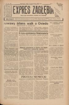Expres Zagłębia : jedyny organ demokratyczny niezależny woj. kieleckiego. R.11, nr 282 (14 października 1936)