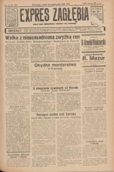 Expres Zagłębia : jedyny organ demokratyczny niezależny woj. kieleckiego. R.11, nr 288 (20 października 1936)