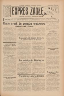 Expres Zagłębia : jedyny organ demokratyczny niezależny woj. kieleckiego. R.11, nr 290 (22 października 1936)