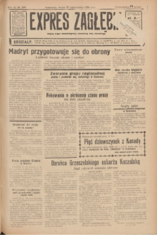 Expres Zagłębia : jedyny organ demokratyczny niezależny woj. kieleckiego. R.11, nr 295 (27 października 1936)