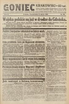 Goniec Krakowski. 1919, nr86