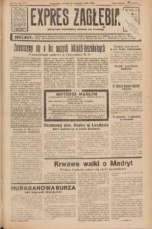 Expres Zagłębia : jedyny organ demokratyczny niezależny woj. kieleckiego. R.11, nr 309 (10 listopada 1936)