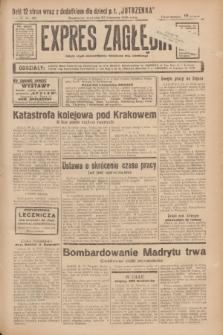 Expres Zagłębia : jedyny organ demokratyczny niezależny woj. kieleckiego. R.11, nr 321 (22 listopada 1936)