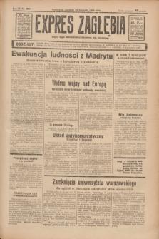 Expres Zagłębia : jedyny organ demokratyczny niezależny woj. kieleckiego. R.11, nr 325 (26 listopada 1936)