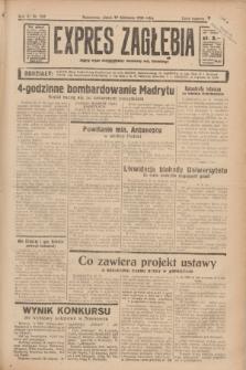 Expres Zagłębia : jedyny organ demokratyczny niezależny woj. kieleckiego. R.11, nr 326 (27 listopada 1936)