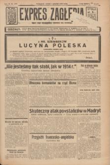 Expres Zagłębia : jedyny organ demokratyczny niezależny woj. kieleckiego. R.11, nr 330 (1 grudnia 1936)