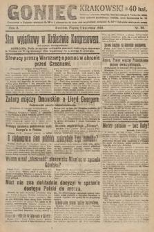 Goniec Krakowski. 1919, nr90