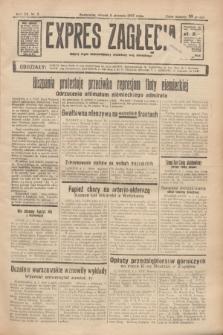 Expres Zagłębia : jedyny organ demokratyczny niezależny woj. kieleckiego. R.12, nr 5 (5 stycznia 1937)