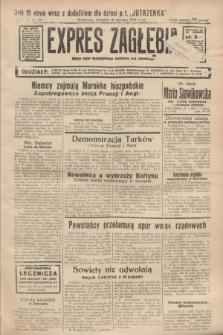 Expres Zagłębia : jedyny organ demokratyczny niezależny woj. kieleckiego. R.12, nr 10 (10 stycznia 1937)