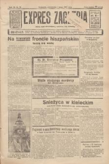 Expres Zagłębia : jedyny organ demokratyczny niezależny woj. kieleckiego. R.12, nr 32 (1 lutego 1937)