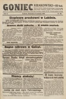 Goniec Krakowski. 1919, nr99
