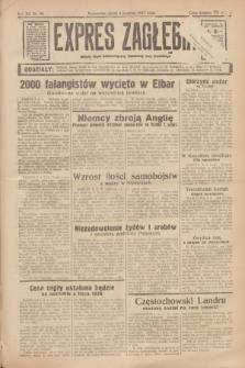 Expres Zagłębia : jedyny organ demokratyczny niezależny woj. kieleckiego. R.12, nr 99 (9 kwietnia 1937)