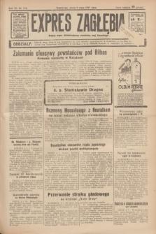 Expres Zagłębia : jedyny organ demokratyczny niezależny woj. kieleckiego. R.12, nr 124 (5 maja 1937)