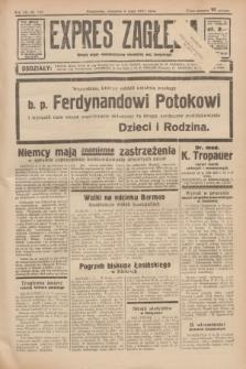 Expres Zagłębia : jedyny organ demokratyczny niezależny woj. kieleckiego. R.12, nr 125 (6 maja 1937)