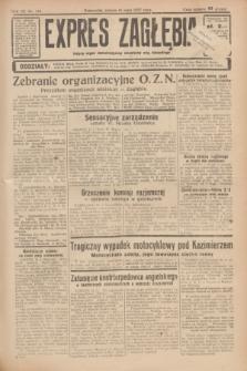 Expres Zagłębia : jedyny organ demokratyczny niezależny woj. kieleckiego. R.12, nr 134 (15 maja 1937)