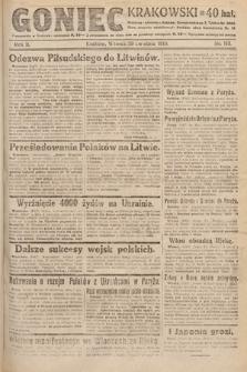 Goniec Krakowski. 1919, nr113