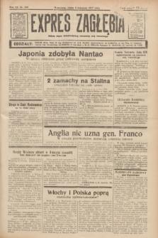 Expres Zagłębia : jedyny organ demokratyczny niezależny woj. kieleckiego. R.12, nr 306 (5 listopada 1937)