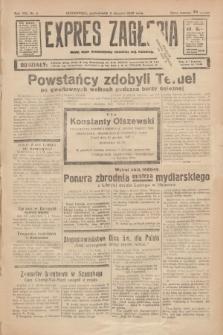 Expres Zagłębia : jedyny organ demokratyczny niezależny woj. kieleckiego. R.13, nr 2 (3 stycznia 1938)