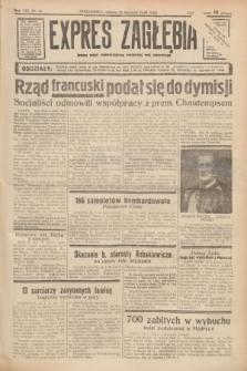Expres Zagłębia : jedyny organ demokratyczny niezależny woj. kieleckiego. R.13, nr 14 (15 stycznia 1938)